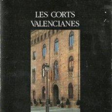 Libros de segunda mano: LES CORTS VALENCIANES - SYLVIA ROMEU. Lote 39596449