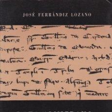 Libros de segunda mano: DATA ALMIZRANO ... ·· HISTORIOGRAFIA VALENCIANA ·· TRATADO DE ALMIZRA (1244 - 1994). Lote 39614421