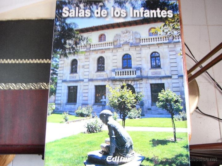SALAS DE LOS INFANTES. (Libros de Segunda Mano - Historia - Otros)