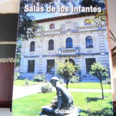 Libros de segunda mano: SALAS DE LOS INFANTES.. Lote 39626561