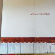 Libros de segunda mano: ARTISTAS CORDOBESES.. Lote 39643672