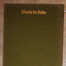 Libros de segunda mano: LAS VIDRIERAS DE LA CATEDRAL DE LEÓN, DIARIO DE LEÓN. Lote 39664606