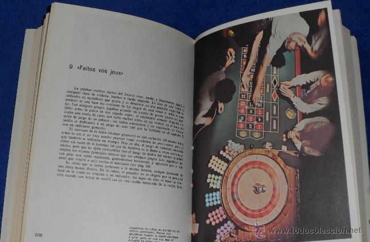 Libros de segunda mano: EL juego - Alan Wykes (1968) ¡Impecable! - Foto 5 - 39669194