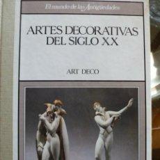 Libros de segunda mano: EL MUNDO DE LAS ANTIGUEDADES.ARTES DECORATIVAS DEL SIGLO XIX. Lote 39671778