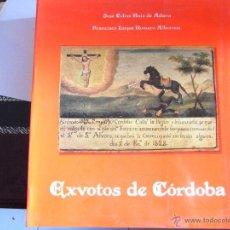 Livros em segunda mão: EXVOTOS DE CÓRDOBA.. Lote 150088313