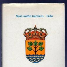 Libros de segunda mano: HERALDICA DE ABEGONDO. XOSÉ ANTÓN GARCIA G. - LEDO. DA ACADÉMIE INTERNACIONAL D'HÉRALDIQUE.. Lote 39702459