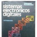 Libros de segunda mano: SISTEMAS ELECTRONICOS DIGITALES - ENRIQUE MANDADO - MARCOMBO BOIXAREU EDITORES. Lote 39710036
