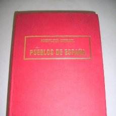 Libros de segunda mano: NOMENCLATOR COMERCIAL : PUEBLOS DE ESPAÑA. Lote 39741449