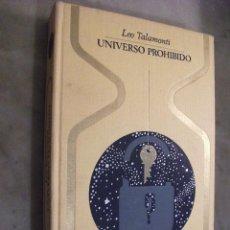 Libros de segunda mano - Leo Talamonti, Universo Prohibido - 39741877