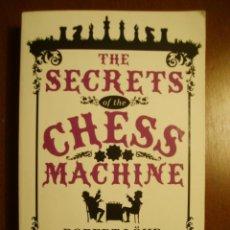 Libros de segunda mano: ROBERT LÖHR: THE SECRETS OF THE CHESS MACHINE - ESCRITO EN INGLÉS. Lote 39757229