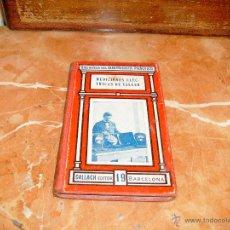 Libros de segunda mano: BIBLIOTECA DEL ELECTRICISTA PRACTICO- MEDICIONES ELECTRICAS DE TALLER-. Lote 39796300