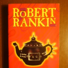 Libros de segunda mano: ROBERT RANKIN: SNUFF FICTION - ESCRITO EN INGLÉS. Lote 39762215