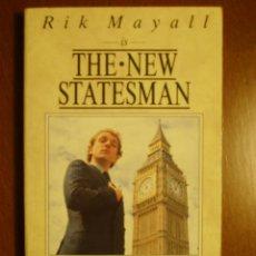 Libros de segunda mano: ANNA MORGAN: THE NEW STATESMAN- ESCRITO EN INGLÉS. Lote 39762443