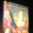 Libros de segunda mano: PERSONAJES ASTURIANOS. RETRATOS PARA LA HISTORIA. MUSEO DE BELLAS ARTES DE ASTURIAS.. Lote 39792049