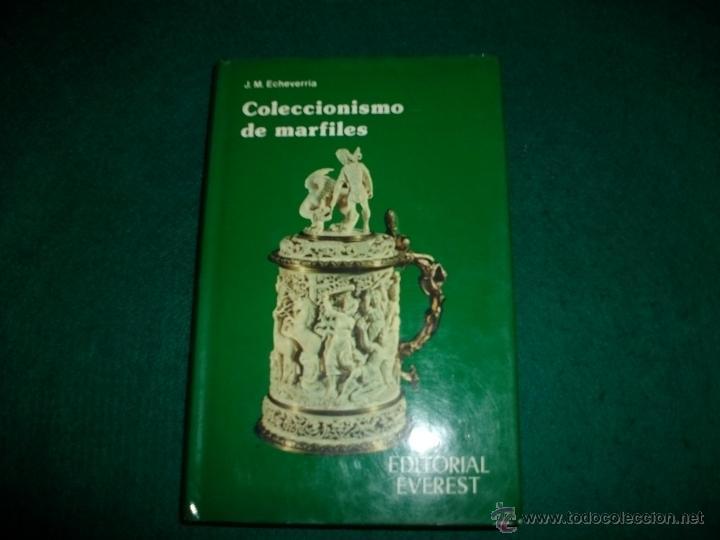 COLECCIONISMO DE MARFILES (Libros de Segunda Mano - Bellas artes, ocio y coleccionismo - Otros)