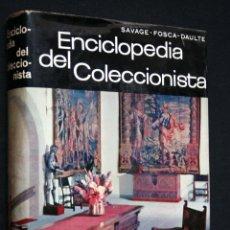 Libros de segunda mano: ENCICLOPEDIA DEL COLECCIONISTA - FOTOGRAFIAS - COLECCIONISMO. Lote 39809009