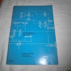 Libros de segunda mano: INTRODUCCION A LA AUTOMATIZACION NEUMATICA SIMBOLOS Y ESQUEMAS BASICOS PARA EL MANDO NEUMATICO . Lote 39840040