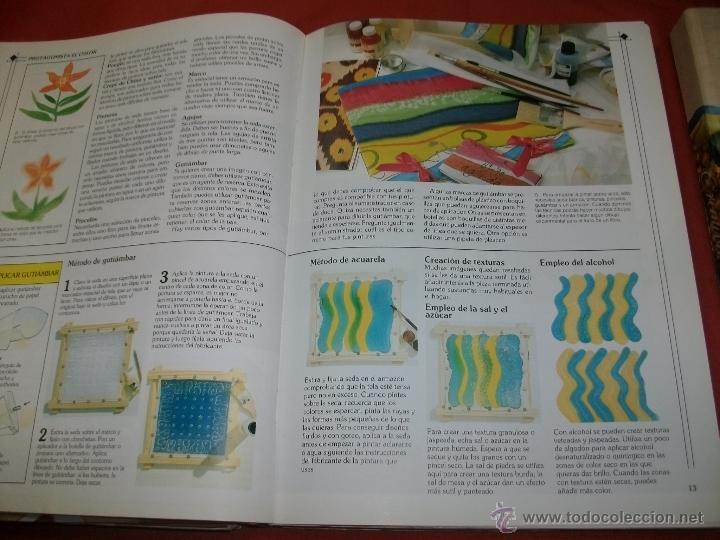 Libros de segunda mano: ENCICLOPEDIA DE MANUALIDADES CREATIVA PLANETA AGOSTINI - Foto 2 - 39844704