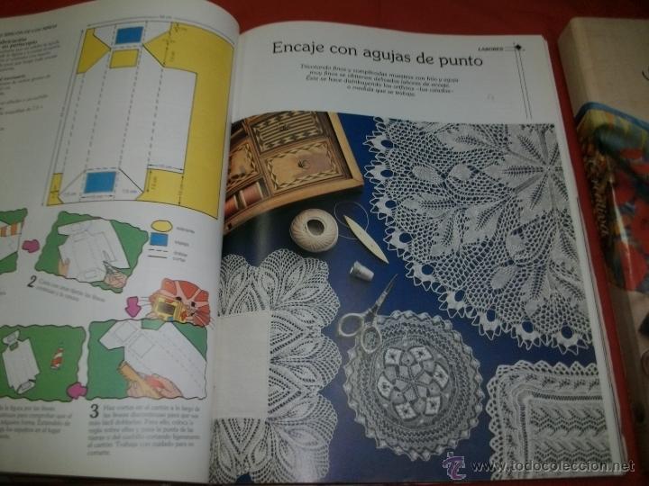 Libros de segunda mano: ENCICLOPEDIA DE MANUALIDADES CREATIVA PLANETA AGOSTINI - Foto 3 - 39844704