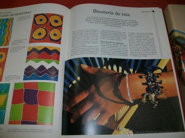 Libros de segunda mano: ENCICLOPEDIA DE MANUALIDADES CREATIVA PLANETA AGOSTINI - Foto 4 - 39844704