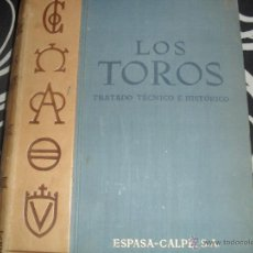 Libros de segunda mano: LIBROS DE TORROS 4 TOMOS. Lote 39875954