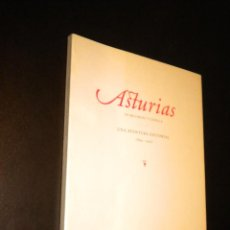 Libros de segunda mano: ASTURIAS DE BELLMUNT Y CANELLA / UNA AVENTURA EDITORIAL (1894-1901)/ OVIEDO 1996 . Lote 105774634