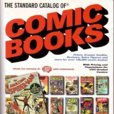 Libros de segunda mano: THE STANDARD CATALOG OF COMIC BOOKS (KRAUSE PUBLICATIONS,2002) - 1240 PAGINAS. Lote 39967857