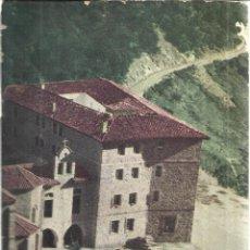 Libros de segunda mano: SANTUARIO DEL LIGNUM CRUCIS. SANTO TORIBIO DE LIEBANA. EDI. FRANCISCANA ARANZAZU. ORATE. GUIPÚZCOA. Lote 39972659