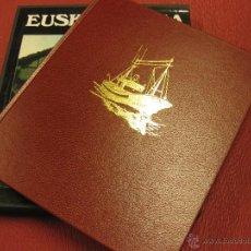 Libros de segunda mano: EUSKALERRIA, POR ALBERTO SCHOMMER, AÑO 1987.. Lote 39974721