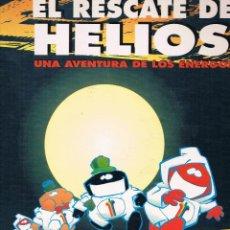 Libros de segunda mano: EL RESCATE DE HELIOS. REGALO PABELLÓN ENERGÍA EXPO 92 SEVILLA. COMIC PARA NIÑOS.. Lote 39990033