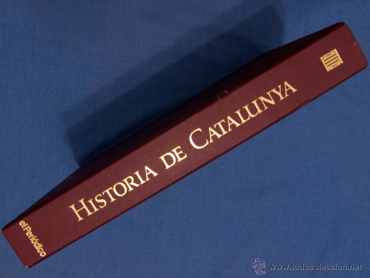 Libros de segunda mano: HISTORIA DE CATALUNYA. Jordi Galofré. El Periódico, 1992, volumen encuadernado de 416 páginas - Foto 3 - 39995214