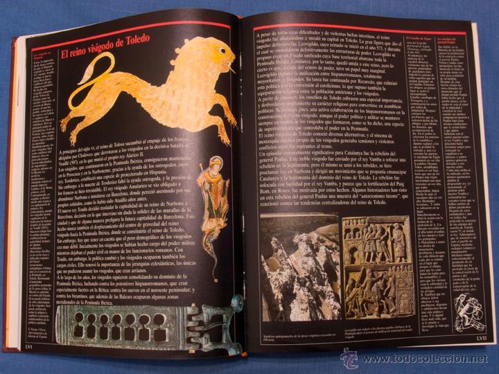 Libros de segunda mano: HISTORIA DE CATALUNYA. Jordi Galofré. El Periódico, 1992, volumen encuadernado de 416 páginas - Foto 6 - 39995214