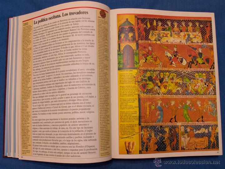 Libros de segunda mano: HISTORIA DE CATALUNYA. Jordi Galofré. El Periódico, 1992, volumen encuadernado de 416 páginas - Foto 8 - 39995214