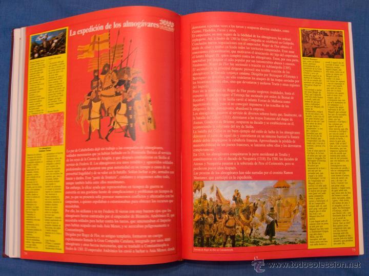 Libros de segunda mano: HISTORIA DE CATALUNYA. Jordi Galofré. El Periódico, 1992, volumen encuadernado de 416 páginas - Foto 9 - 39995214