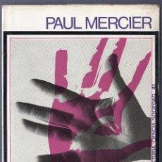 Libros de segunda mano: HISTORIA DE LA ANTROPOLOGÍA. PAUL MERCIER. EDICIONES PENÍNSULA. 1ª ED. BARCELONA. 1969.. Lote 40022237