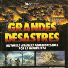 Libros de segunda mano: GRANDES DESASTRES - TITANIC, SANTA ELENA,..ETC - SELECCIONES DEL READER'S DIGEST - 1990. Lote 78200822