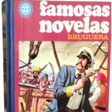 Libri di seconda mano: FAMOSAS NOVELAS ILUSTRADAS ·· BRUGUERA ·· JOYAS LITERARIAS ·· JUVENIL ·· FAMOSAS NOVELAS ·· VOL. VII. Lote 40071448