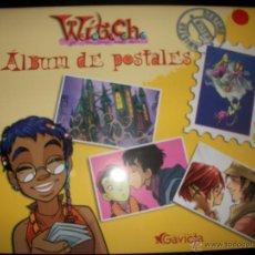 Libros de segunda mano: ALBUM DE POSTALES WITCH – A TODO COLOR – NUEVO. Lote 40187573