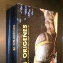 Libros de segunda mano: ORIGENES. ARTE Y CULTURA EN ASTURIAS. SIGLOS VII-XV. , 1993. Lote 40203175