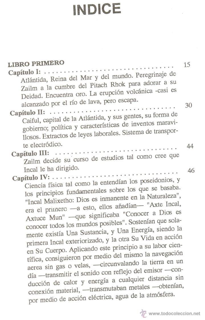 Libros de segunda mano: UN HABITANTE DE DOS PLANETAS, O LA BIFURCACIÓN DEL CAMINO -Phylos el Tibetano- - Foto 4 - 148764134