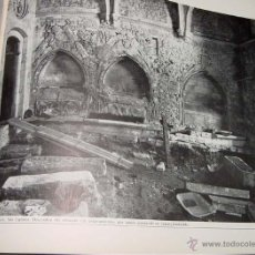 Libros de segunda mano: MONUMENTOS ASTURIANOS RESTAURADOS POR LA CAJA DE AHORROS DE ASTURIAS - ARTE, ARQUITECTURA, RESTAURAC. Lote 38243521