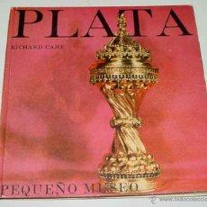 Libros de segunda mano: ANTIGUO LIBRO PLATA - PEQUEÑO MUSEO - RICHARD CAME - PLAZA & JANÉS EDITORES 1963 - 128 PAG. MUCH. Lote 38268498