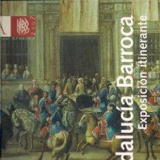 Libros de segunda mano: ANDALUCÍA BARROCA. EXPOSICIÓN ITINERANTE. (JUNTA DE ANDALUCÍA, 2007). Lote 40274580