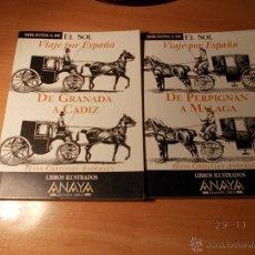 Libros de segunda mano: VIAJE POR ESPAÑA. ANDERSEN. Lote 40282023