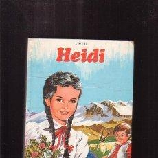 Libros de segunda mano: HEIDI /POR: J. SPYRI -EDITA : FHER - LAIDA 1973. Lote 40317007