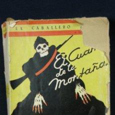 Libros de segunda mano: EL CUARTEL DE LA MONTAÑA LA REVOLUCIÓN DE LOS PATIBULARIOS COLECCIÓN AL SERVICIO DEL PUEBLO 1939. Lote 40321653