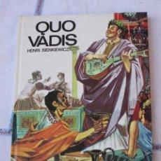 Libros de segunda mano: QUO VADIS.. Lote 40440216