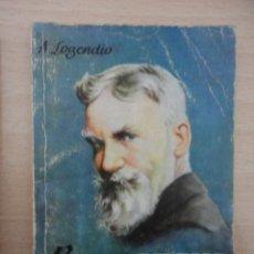 Libros de segunda mano: PULGA Nº 247. BERNARD SHAW. Lote 40449755