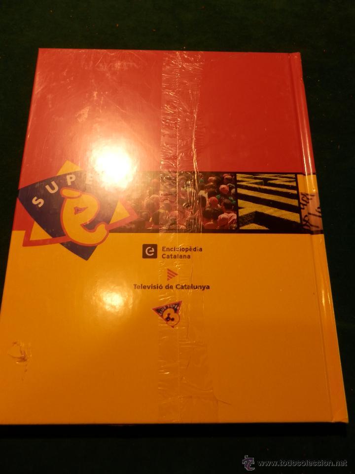 Libros de segunda mano: L'ART I LA CULTURA - ENCICLOPÈDIA CATALANA / SUPER 3 - TOMO 14 - EN CATALÀ (LIBRO PRECINTADO) - Foto 2 - 40528260