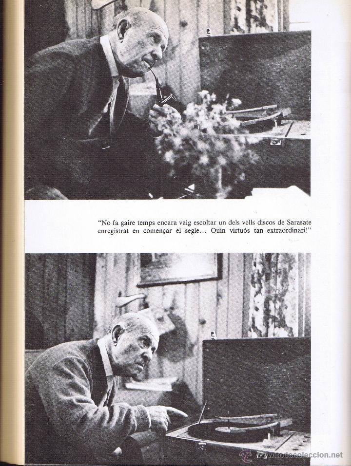 Libros de segunda mano: JOIA I TRISTOR - REFLEXIONS DE PAU CASALS RELATADES A ALBERT E KAHN - 1977 - CATALÀ - Foto 2 - 40572968